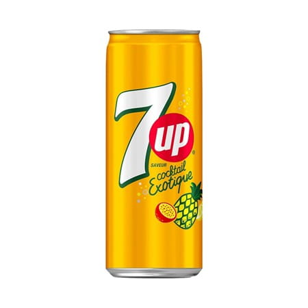 7 UP Coctail Exotic 330ml